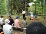 村上夫妻(フルート、ギター)